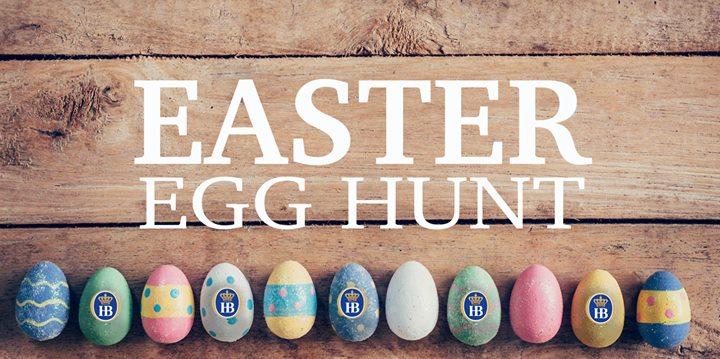 Easter Family Celebration! Biergarten Easter Egg Hunt
