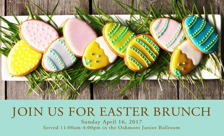Easter Brunch at the DoubleTree Pittsburgh - Green Tree