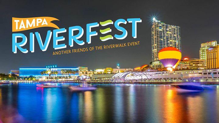 Tampa Riverfest 2017 - Free Public Event