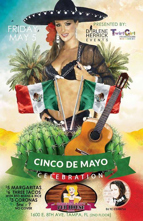 Cinco De Mayo 'Muchacha' Girl Party