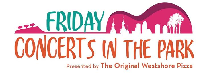 Friday Concerts in the Park featuring Ries Brothers