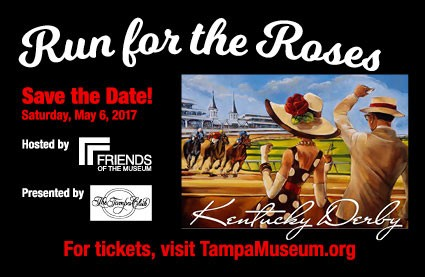 Tampa Museum of Art Run for the Roses Kentucky Derby Fundraiser