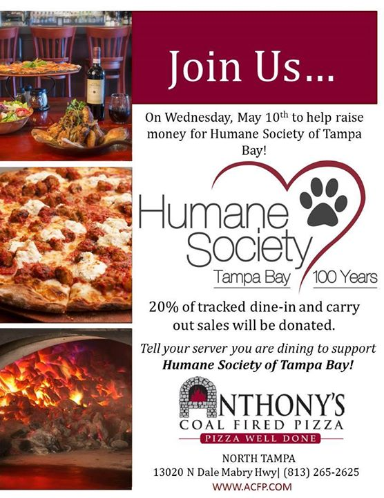 Give Back Day at Anthony's