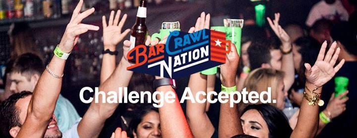 Bar Crawl Nation: Tampa, FL