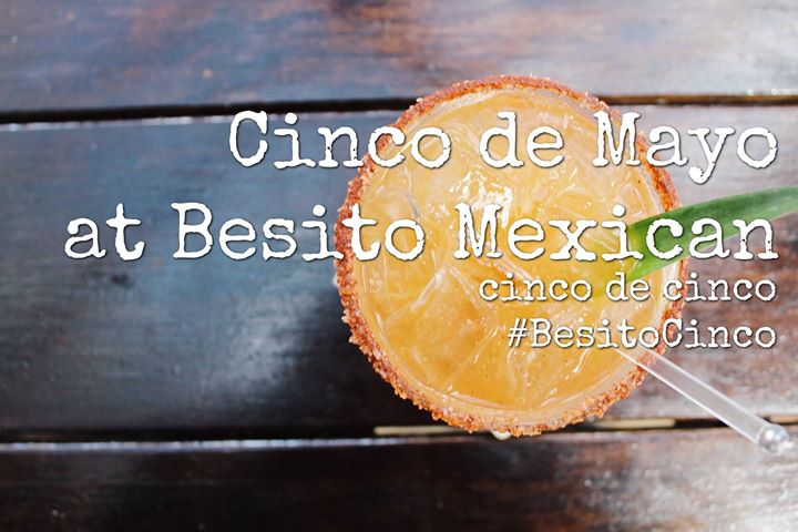 Cinco de Mayo | Besito