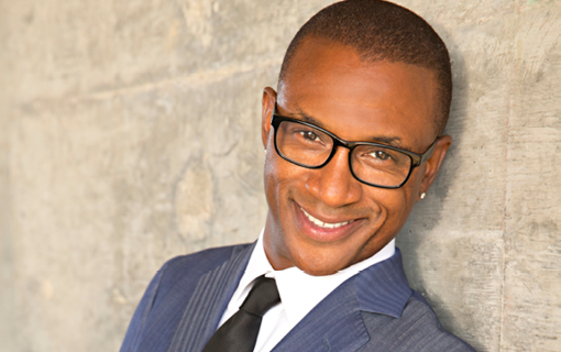 Tommy Davidson appears at Improv Comedy Club