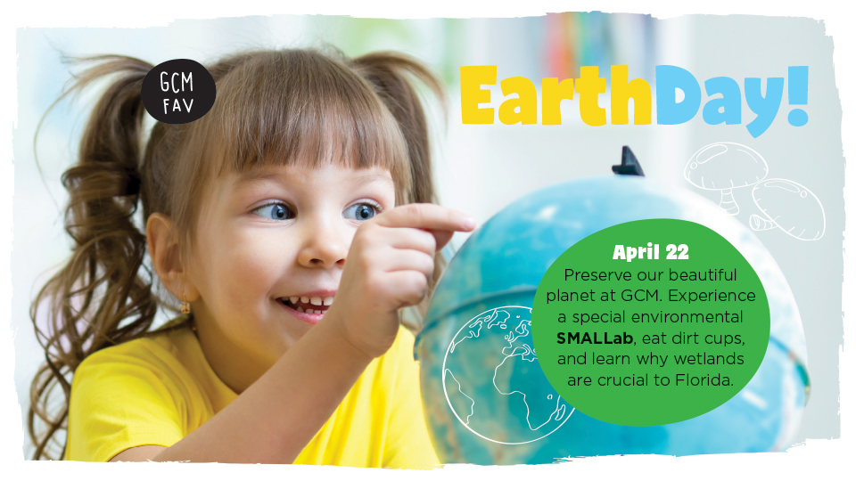 Earth Day at Glazer Children's Museum