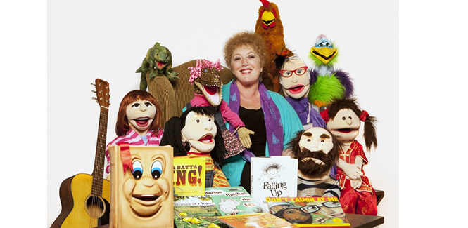 Sandi Sylver Puppeteer at The Straz
