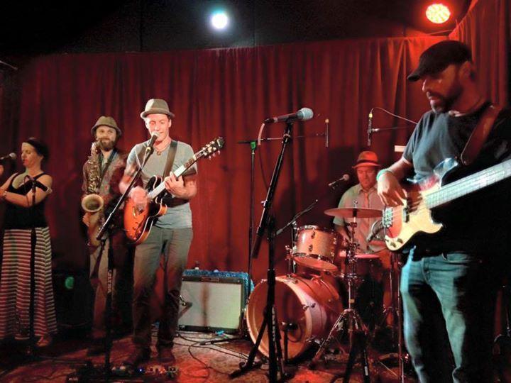 Live Music Sunday 2-5 by Shoeless Soul
