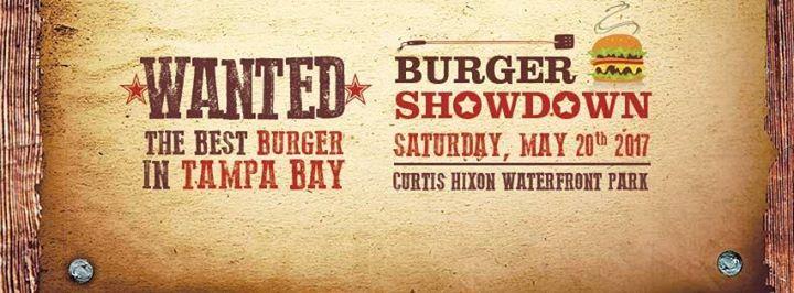 6th Annual Burger Showdown