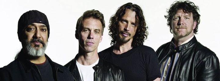 Soundgarden | Amalie Arena