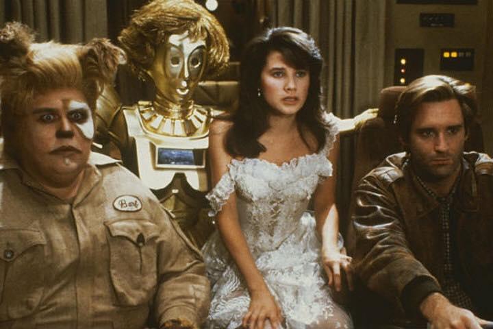 Spaceballs '87 Outdoor Movie & Special Guest Daphne Zuniga
