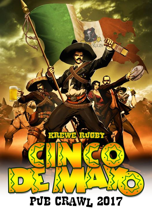 Drinko de Mayo Pub Crawl