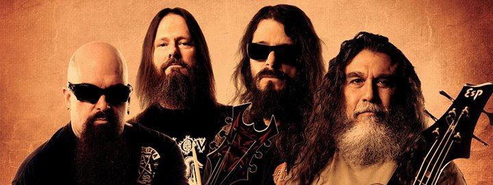 X102.9 presents Slayer with guests Lamb of God and Behemoth