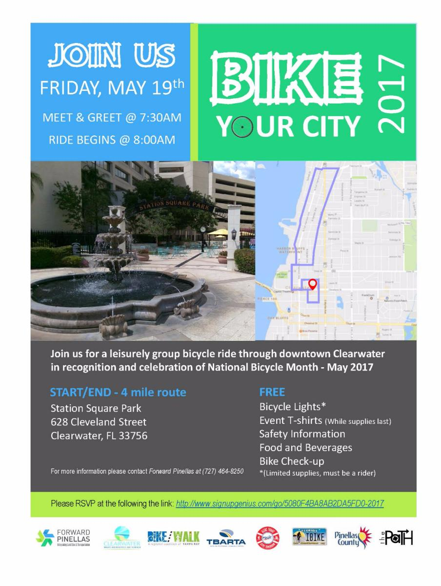 Bike Your City 2017