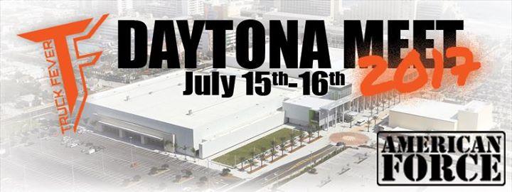 Daytona Meet 2017