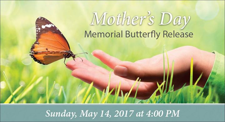 Mother's Day Memorial Butterfly Release