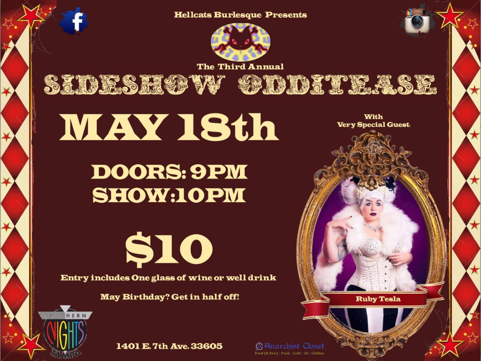 Sideshow Odditease!