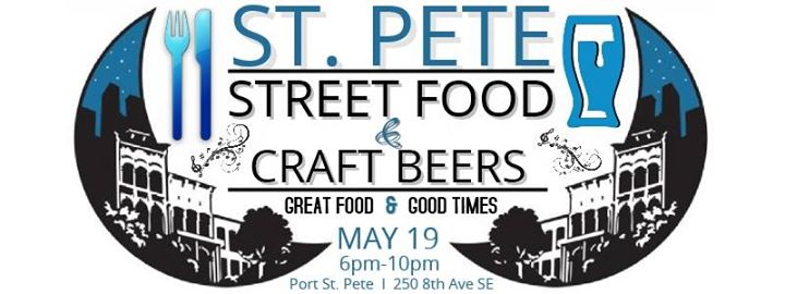 St. Pete Street Food & Beer Fest - FREE EVENT