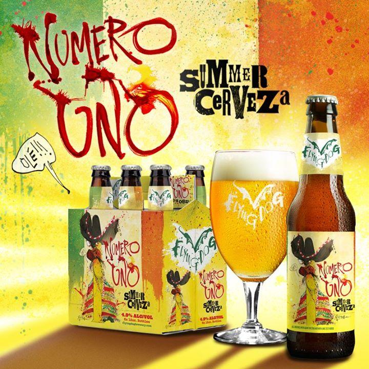 Cinco de Mayo with Flying Dog Brewery