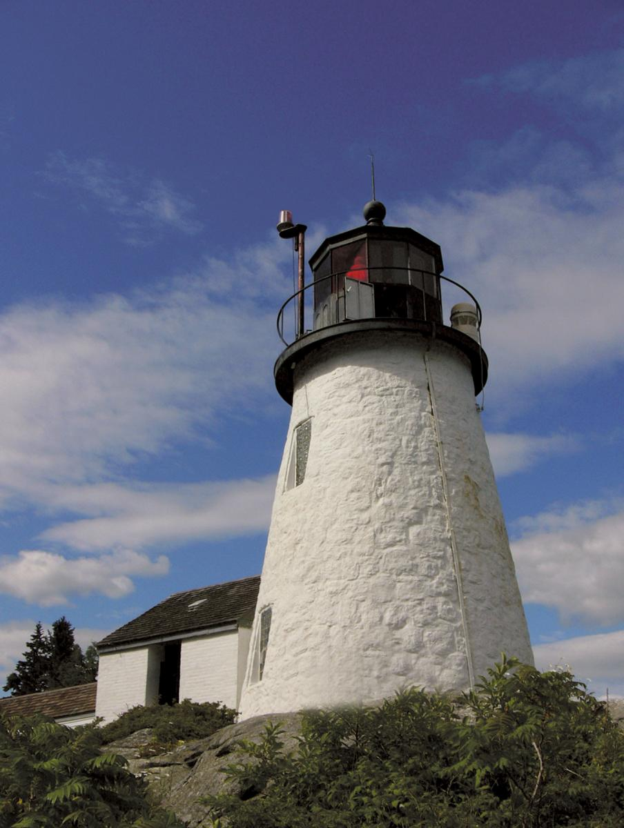 Maine Lighthouse Adventure with Red Cloak Haunted History Tours