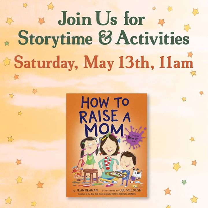 Saturday Storytime: Mother's Day edition!