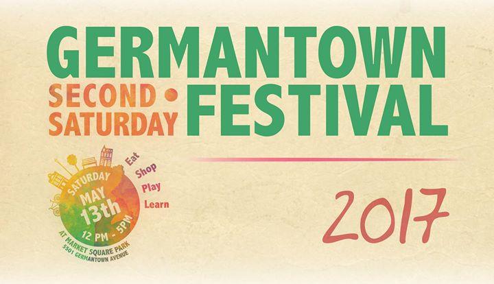 Germantown Second Saturday Festival