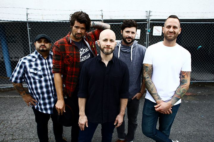 Taking Back Sunday with ETID at Waiting Room Summer Stage