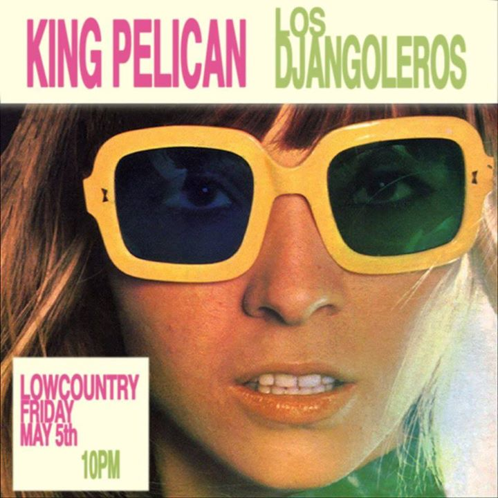 Cinco de Mayo with King Pelican and Los Djangoleros
