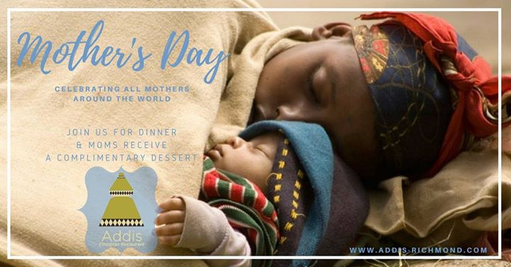 Mother's Day at Addis