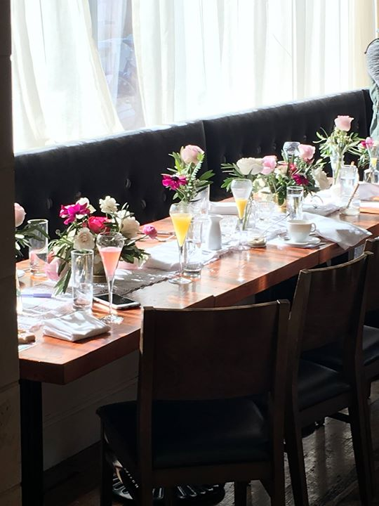 Mother's Day Brunch at The Grey Plume