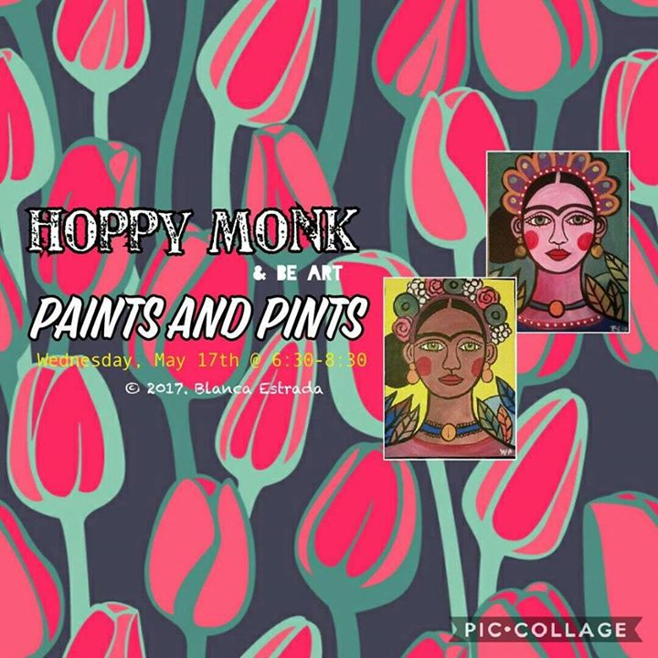 Mother's Day Paints and Pints