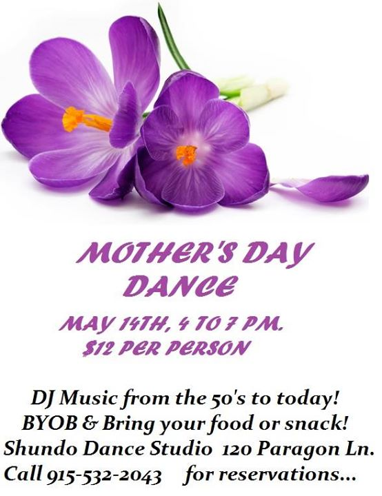 Mother's Day Dance