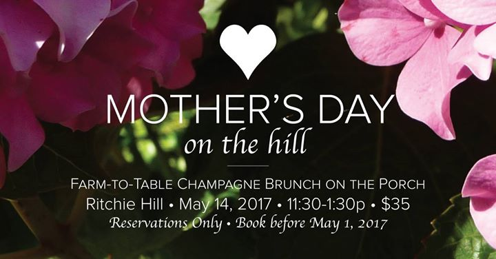 Mother's Day on the Hill