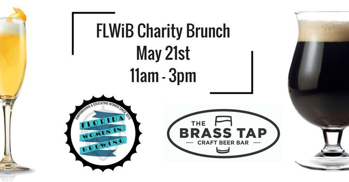 May Monthly Charity Brunch