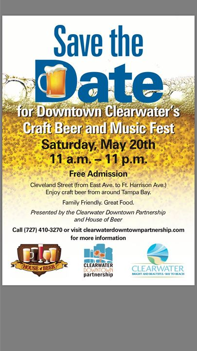 Downtown Clearwater Craft Beer Fest