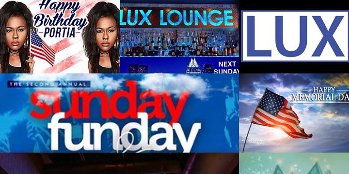 ATX 4th Annual Memorial Sunday Funday | LUX