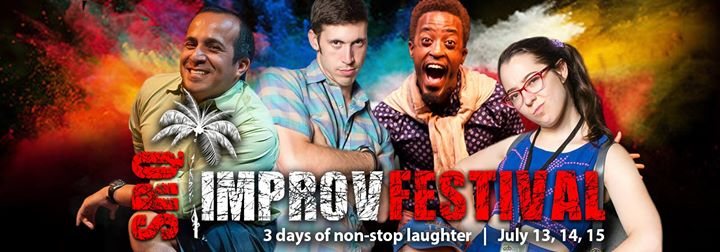 The 9th Annual Sarasota Improv Festival