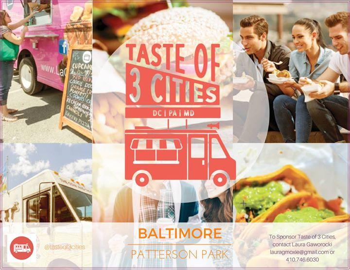 Taste of 3 Cities Food Truck Fest