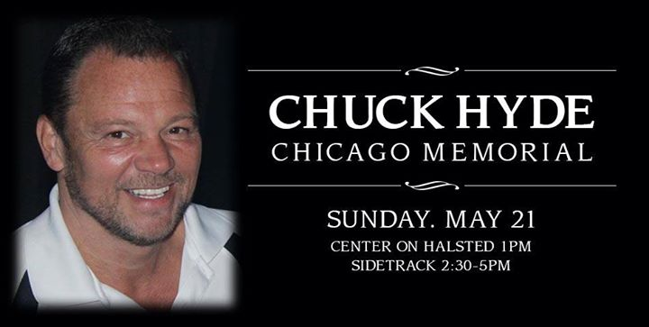 Chuck Hyde Chicago Memorial
