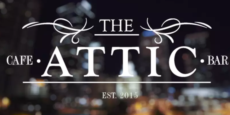Pitch Night in the Attic (May)