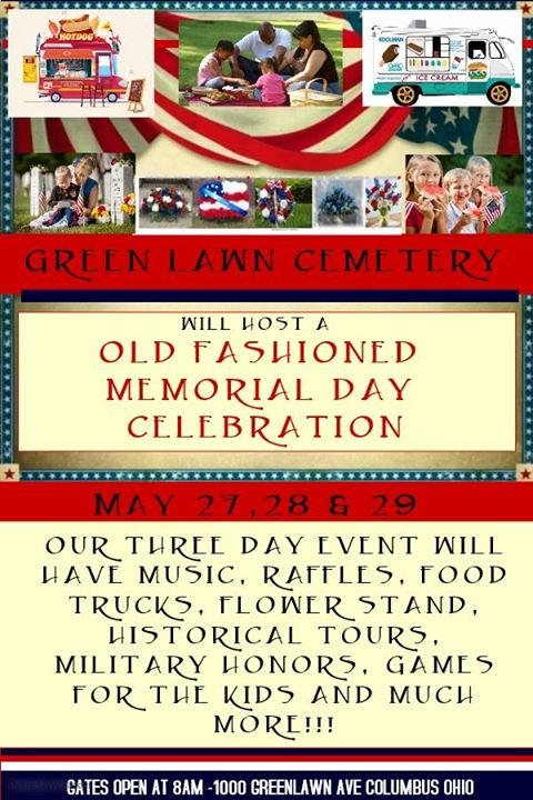 Old Fashioned Memorial Day Celebration