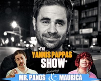 Yannis Pappas at The Hartford Funny Bone