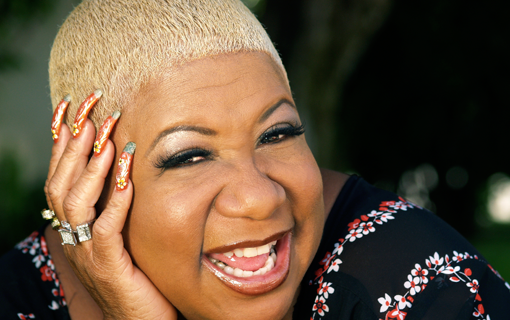 Luenell at The Hartford Funny Bone