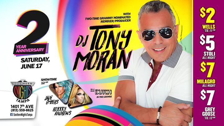 06.17.17 SN Tampa 2yr Anniversary with DJ TONY MORAN