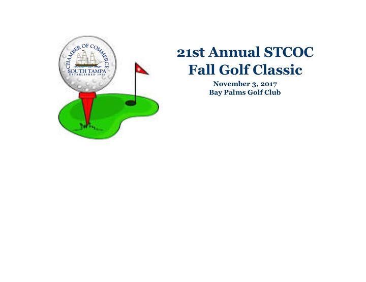 STCOC 21st Annual Fall Golf Classic