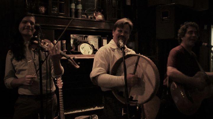 Celtic Conundrum at James Joyce!