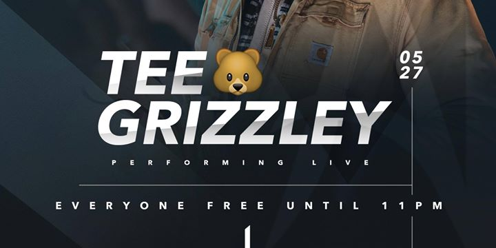 Tee Grizzley Live at AJA Channelside