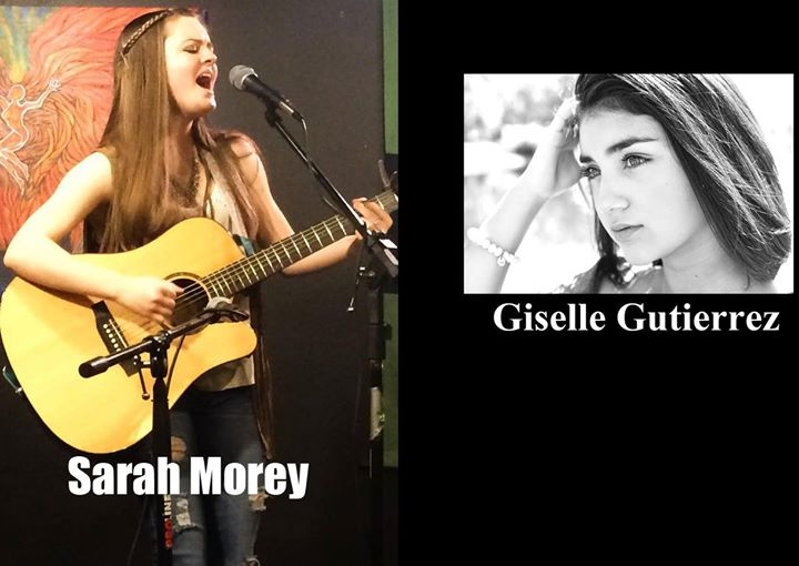 Saturday: Sarah Morey with Giselle Gutierrez
