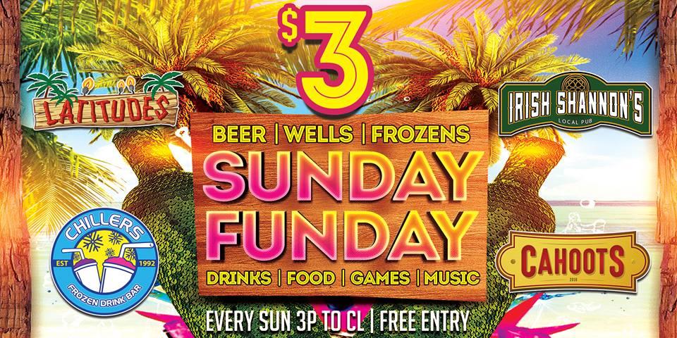 Sunday Funday   Church Street Bars